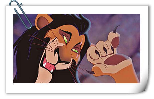 迪士尼真人版《狮子王》大反派刀疤卡司确定!影片已经开拍!
