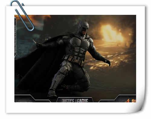 影片未上映 老爷手办来一番——HT公布《正义联盟》重甲蝙蝠官图