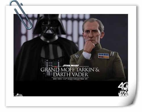 《星球大战IV:新希望》Grand Moff Tarkin 1:6比例珍藏人偶