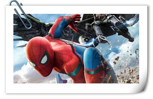 《蜘蛛侠:英雄归来》全球破7亿!国内将由上影译制