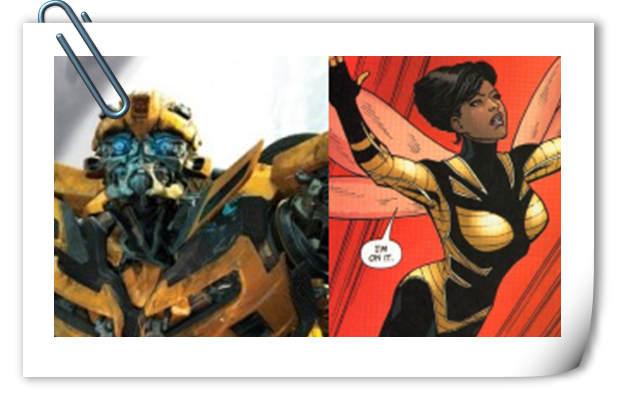 """搞事情?孩之宝状告DC漫画角色""""黄蜂"""" 存在商标侵权"""