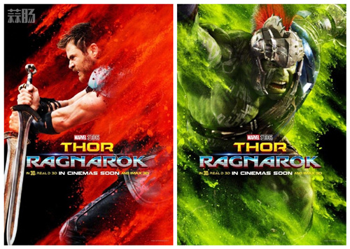 绿巨人发型亮了 《雷神3》全新电视预告片含超多新镜头! 动漫 第1张
