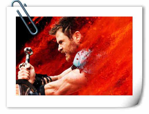 《雷神3》新海报公开 中主角都在列