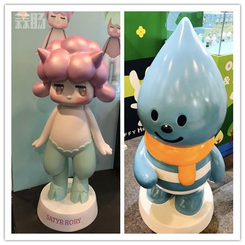 BTS 潮流玩具展 抢到心仪的玩具还是收获了满满的情怀? 漫展 第6张