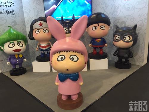BTS 潮流玩具展 抢到心仪的玩具还是收获了满满的情怀? 漫展 第8张