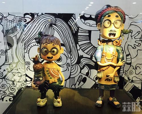 BTS 潮流玩具展 抢到心仪的玩具还是收获了满满的情怀? 漫展 第9张