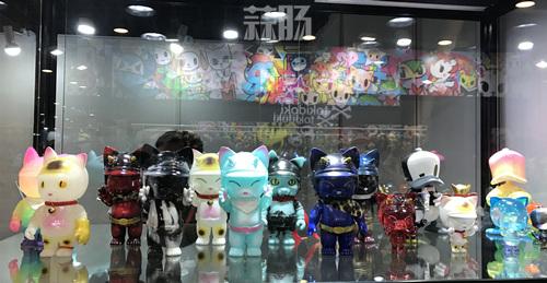 BTS 潮流玩具展 抢到心仪的玩具还是收获了满满的情怀? 漫展 第10张