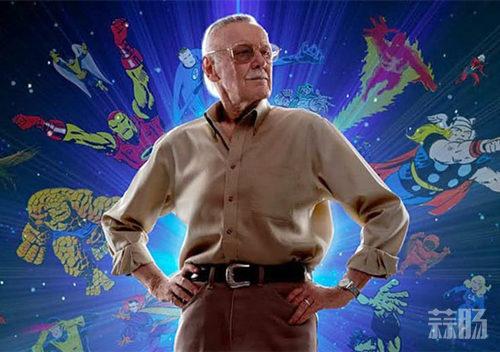 老爷子厉害了!斯坦·李已经完成漫威未来5部电影的客串! 动漫 第1张