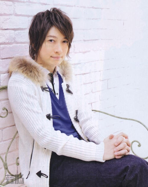 你的本命上榜了么?日本票选最帅的男声优结果公布! 动漫 第6张