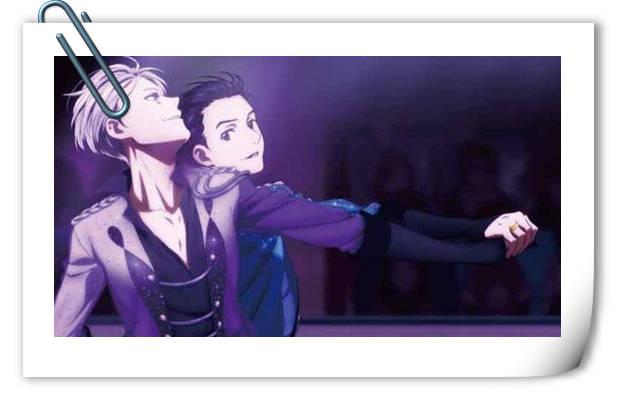 """再来感受一下""""小滑冰"""" 藤冈靛将在节目中唱《冰上的尤里》OP!"""