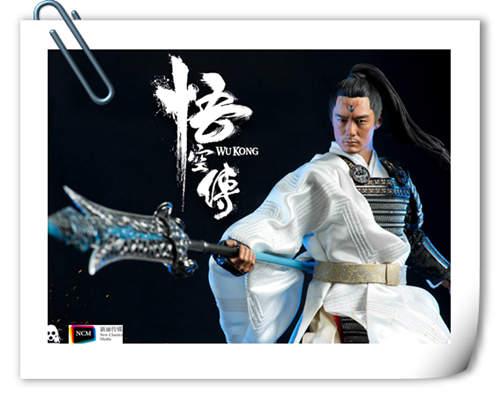 这个六叔酷不酷 《悟空传》中余文乐饰演的杨戬出人偶了