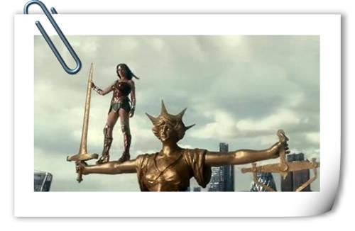《正义联盟》第四支预告片公布 网友:坐等《复联3》