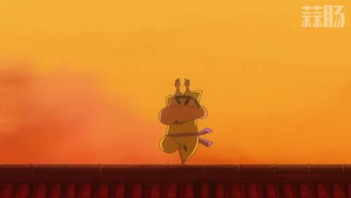 《蜡笔小新》第26弹剧场版预告公开 功夫小新来袭 动漫 第2张