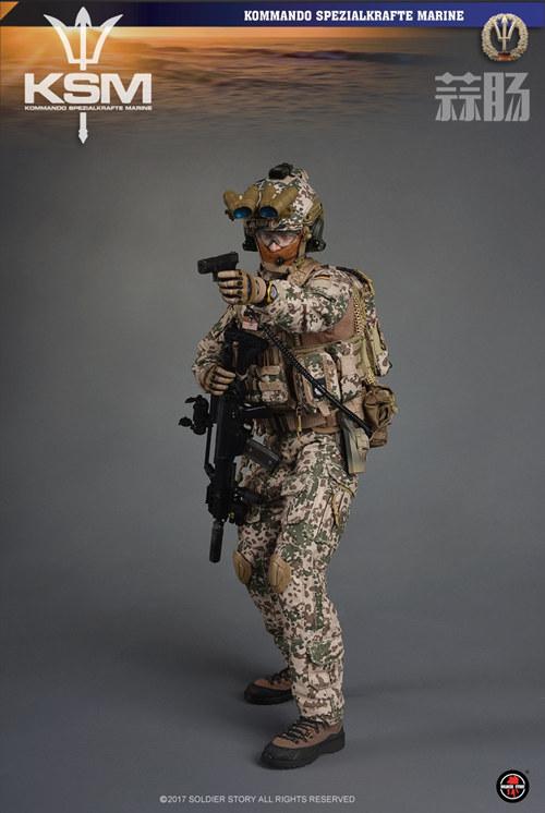 Soldier Story新品——德国海军特种部队 模玩 第4张