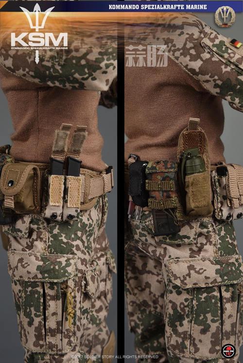 Soldier Story新品——德国海军特种部队 模玩 第11张