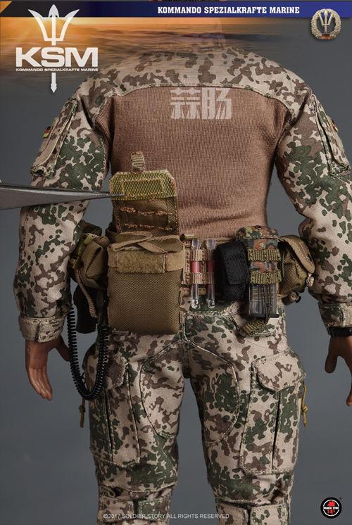 Soldier Story新品——德国海军特种部队 模玩 第12张