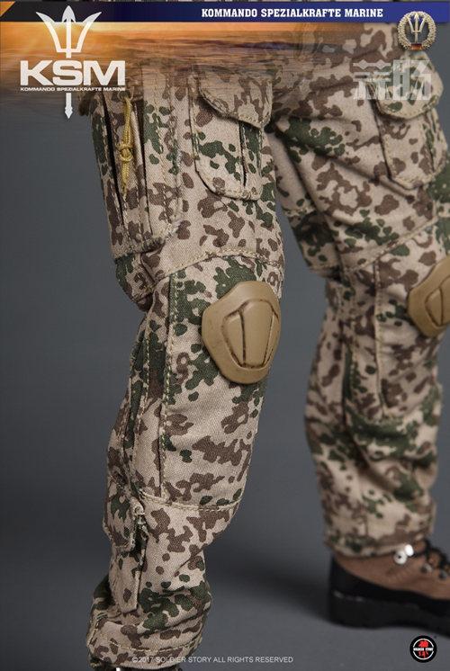 Soldier Story新品——德国海军特种部队 模玩 第13张