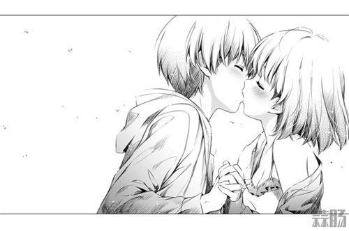 幸福的kiss 《路人女主的养成方法》最终卷插图公开! 二次元 第2张