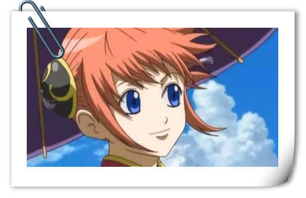 祝《银魂》神乐11月3日生日快乐!