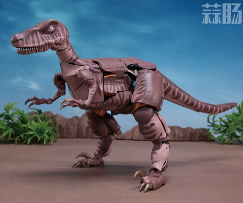 MP-41 恐龙勇士官图发布 售价260美元 变形金刚 第3张