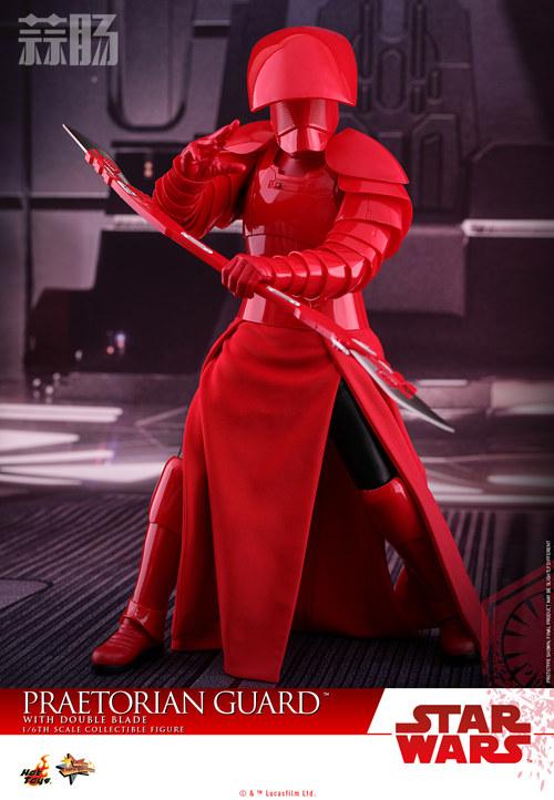 《星球大战:最后绝地武士》Praetorian Guard 1:6比例珍藏人偶 模玩 第1张