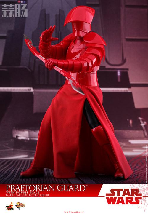《星球大战:最后绝地武士》Praetorian Guard 1:6比例珍藏人偶 模玩 第2张