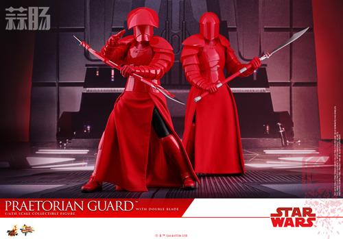 《星球大战:最后绝地武士》Praetorian Guard 1:6比例珍藏人偶 模玩 第5张