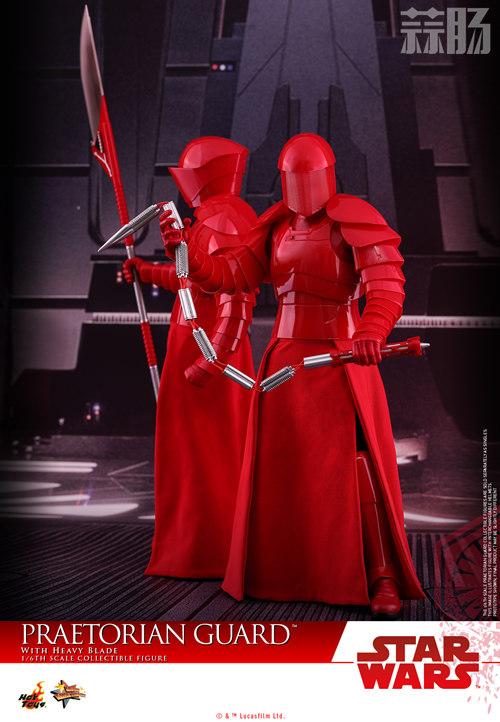 《星球大战:最后绝地武士》Praetorian Guard 1:6比例珍藏人偶 模玩 第9张