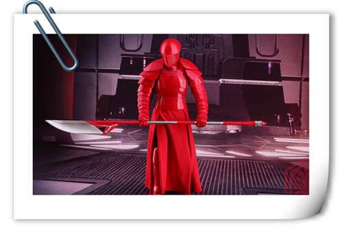 《星球大战:最后绝地武士》Praetorian Guard 1:6比例珍藏人偶