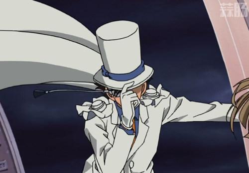 """""""我喜欢你,新一""""——《名侦探柯南:银翼的魔术师》 动漫 第4张"""