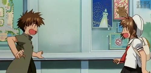 不管你怎么想都好,你是我最喜欢的人—《魔卡少女樱:被封印的卡片》 动漫 第2张
