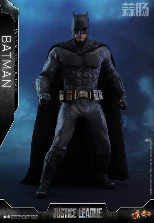 《正义联盟》蝙蝠侠1:6比例珍藏人偶 模玩 第2张