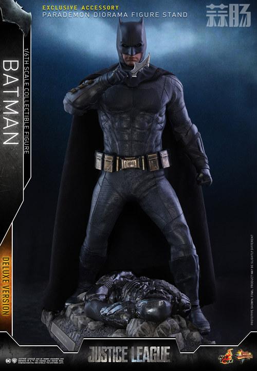 《正义联盟》蝙蝠侠1:6比例珍藏人偶 模玩 第8张