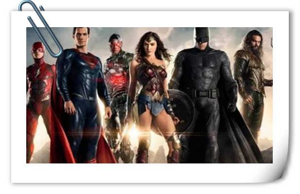 未来DC电影计划 哭着也要等下去