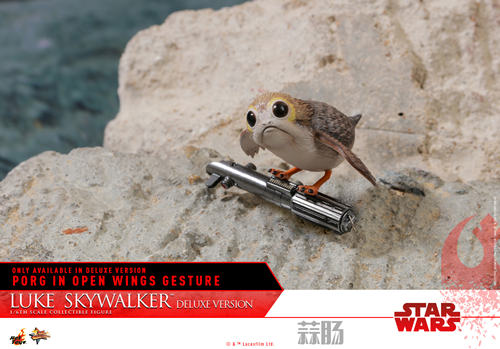 《星球大战: 最后绝地武士》Luke Skywalker 1:6比例珍藏人偶 模玩 第4张