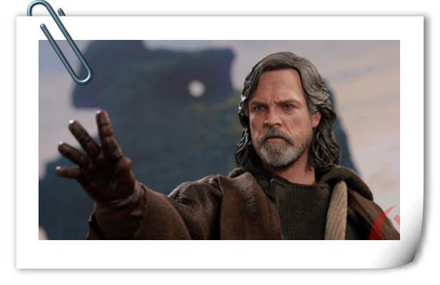 《星球大战: 最后绝地武士》Luke Skywalker 1:6比例珍藏人偶