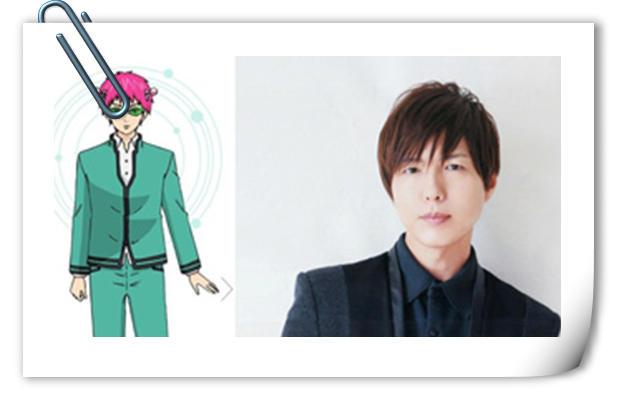 超期待!动画《齐木楠雄的灾难》第二季三位主役声优将共同演唱OP!