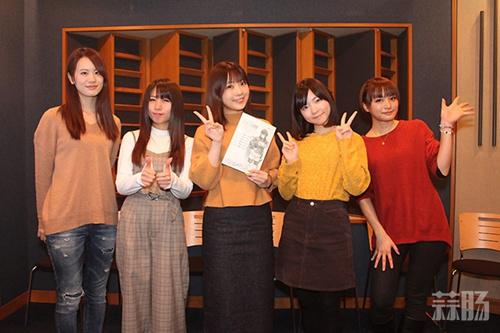"""穿着""""简约"""" 《七大罪》同系列动画《七美德》声优公开! 动漫 第1张"""