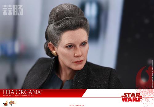 《星球大战:最后绝地武士》Leia Organa 1:6比例珍藏人偶 动漫 第9张