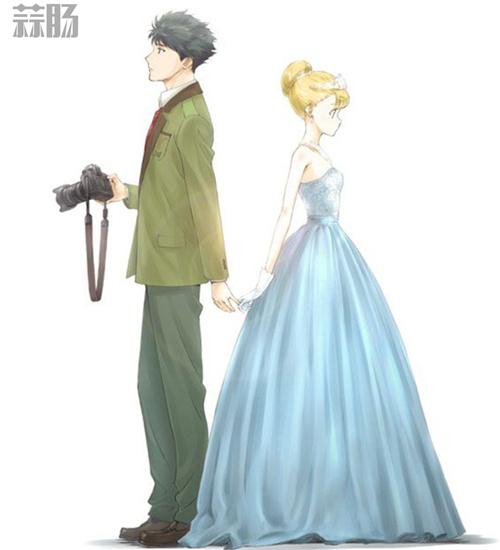 动漫中的异国恋 《多田君不恋爱》第一弹预告公开 动漫 第1张