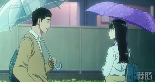听...雨的声音 一月新番中的黑马《恋如雨止》开播! 漫改 1月新番 恋爱 恋如雨止 动漫  第3张