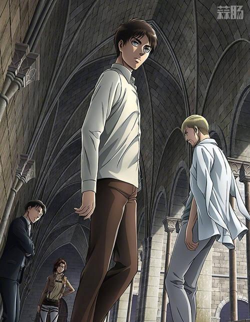 TV动画《自由之翼》第三季最新视觉图公开 7月开播!  动漫 第3张