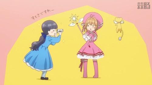 依旧配一脸 《魔卡少女樱》新动画最新版权绘插图公开! 动漫 第2张