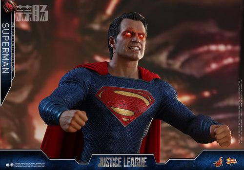 《正义联盟》超人1:6比例珍藏人偶 模玩 第7张