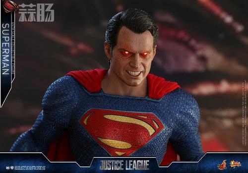 《正义联盟》超人1:6比例珍藏人偶 模玩 第8张