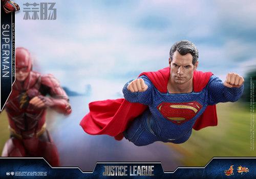 《正义联盟》超人1:6比例珍藏人偶 模玩 第9张