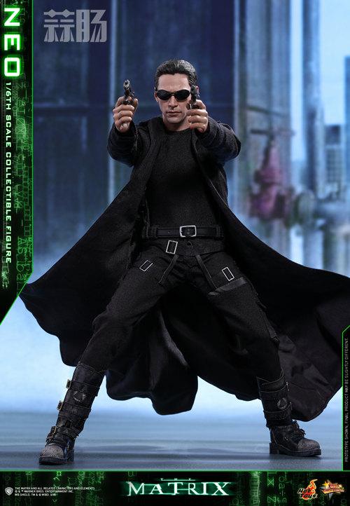 经典科幻电影《廿二世纪杀人网络》Neo 1:6比例珍藏人偶 模玩 第2张