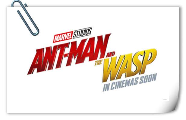 """漫威新作《蚁人2》首支官方中字预告公开!先导海报很""""皮""""了!"""