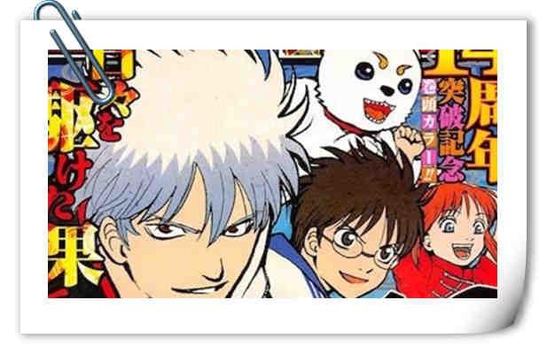 《银魂》真人版第二部定档今年8.17 漫画进入最终章高潮!