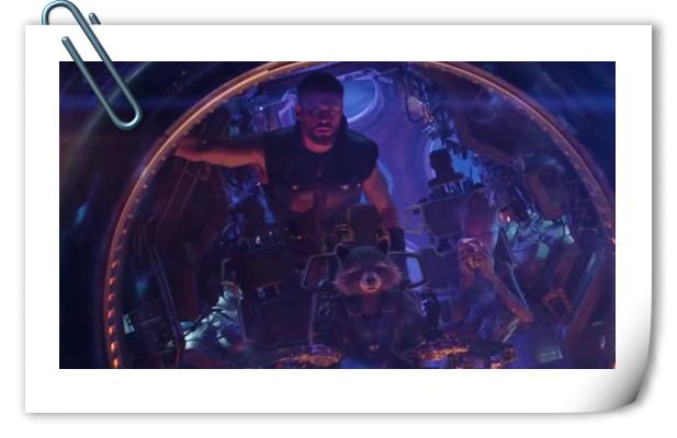 """《复仇者联盟3》全新预告!超强反派灭霸登场 两位""""福尔摩斯""""同框!"""